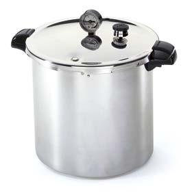 Presto Pressure Canner & Cooker Aluminum 23 Qt.