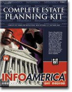 Complete Estate Planning Kit - Retail $34.95