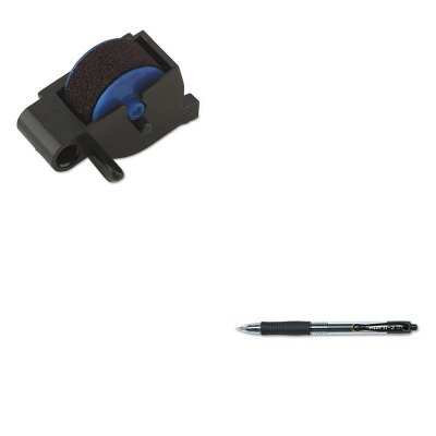 - Value Kit - Dymo Replacement Ink Roller for DATE MARK Electronic Date/Time Stamper (DYM47001) and Pilot G2 Gel Ink Pen (PIL31020) ()