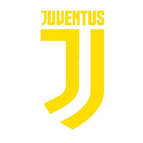 61656e79b70 Car Stickers Juventus Vecchia Signora Italy Foorball Creative Decals  Waterproof Auto Tuning Styling Vinyls 19x10cm D11 Color Name Yellow   Amazon.in  Car   ...