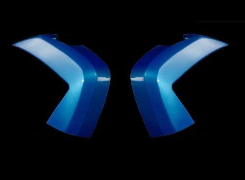 Kawasaki 131LUU-0019 Candy Plasma Blue 35L Saddlebag Trim...