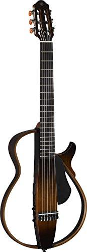 (Yamaha SLG200N Nylon String Silent Guitar (Tobacco Sunburst))