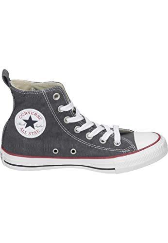 Converse 164505 Eu Grey 44 Dark Hi All Star f4wUrvf