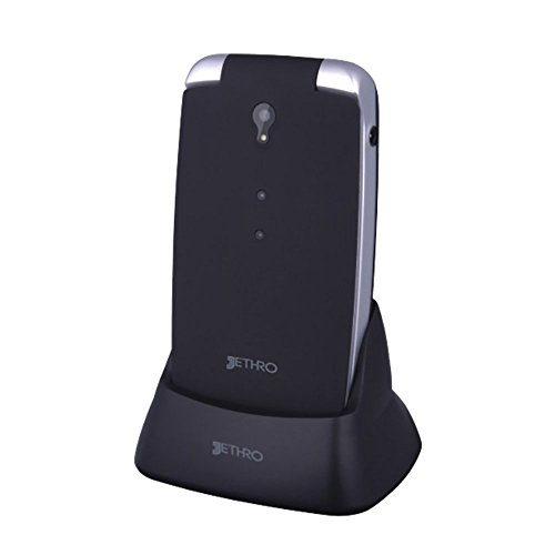BOXING-WEEK-DEAL-New-Edition-Jethro-SC213V2-Flip-Quad-band-Unlocked-GSM-Senior-Kids-Cell-Phone-SOS-Emergency-Button-24-Large-LCD-with-Large-Keypad