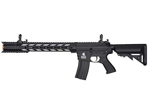 Lancer Tactical LT-25 Gen 2 M4 AEG Airsoft Rifle (Black with High FPS)
