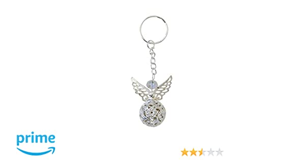 Keychain Angel Caller Sounds Chime Angels Llavero Llamador de Ángeles