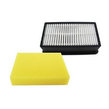 Filter Ram (1 pre-motor & 1 post motor filter), 1008