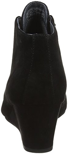 Wedge Vionic Becca Bootie Black Women's black Elevated q4OzpR