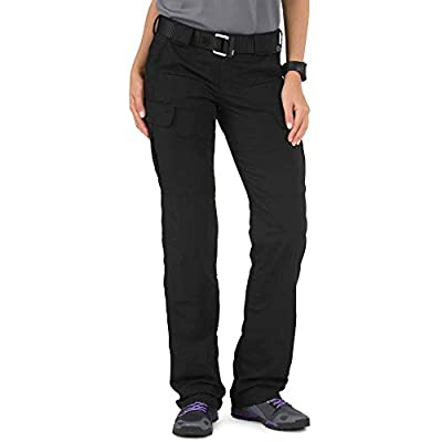 5.11 Tactical Women's Stryke Covert Cargo Pants, Stretchable, Gusseted Construction, Style 64386: Clothing