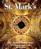 St Mark's: The Art and Architecture of Church and State in Venice, Ettore Vio, 1878351583