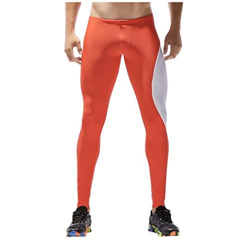 Mwzzpenpenpen Men's Sports Training Bodybuilding Long Pants Workout Fitness Sports Sweatpant Straight Breathable Trousers