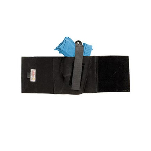 Galco Cop Ankle Band for Walther PPK, Sig