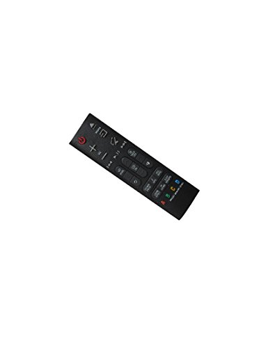 Hotsmtbang Replacement Remote Control For Samsung AH59-02630A TM1471 HT-H6500WM/ZA HT-J7750W Blu-ray DVD Home Theater Entertainment System -