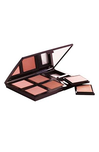 LAURA MERCIER 6-Pan Custom Compact (Cosmetics Colors sold separately) (Custom Compact Mercier Laura)