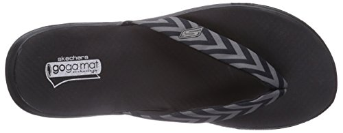 Skechers Black Schwarz go Mules nbsp;arrow the On Women's Bbk zrZUzwAx