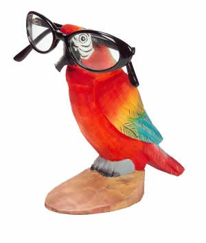 Amazon parrot peeper wood eyeglass and business card holder parrot peeper wood eyeglass and business card holder reheart Images