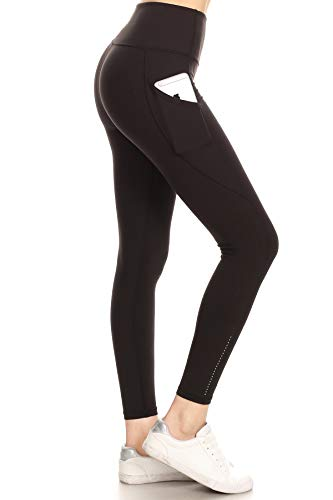 Black Dot Legging - 1