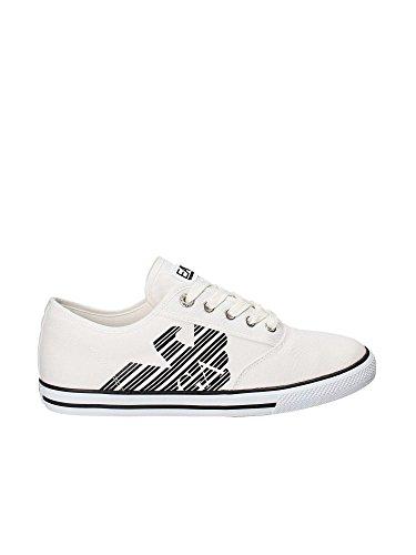 Emporio Armani Ea7 248077 CC299 Sneakers Uomo Bianco 38