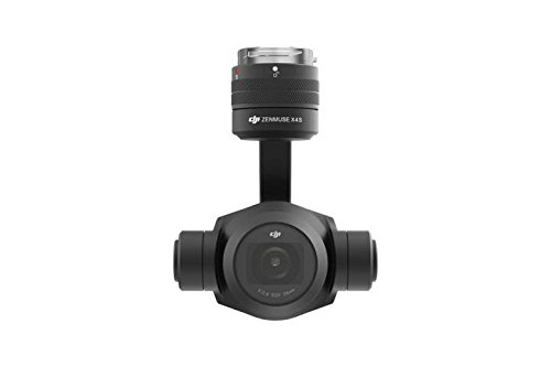 DJI Zenmuse X4S detachable camera Black ZENMUSE X4S
