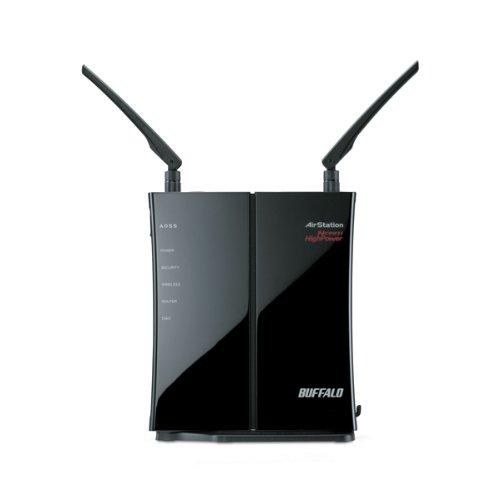 Amazon.com: Buffalo AirStation HighPower N300 Open Source DD-WRT ...