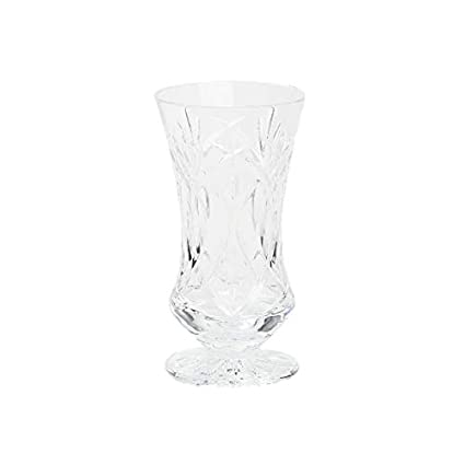 Amazon Waterford Crystal Heritage Footed Version B 65 Vase