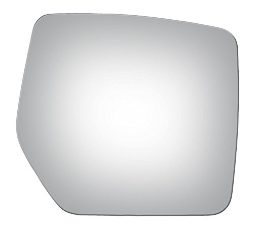 Burco 5258 Convex Passenger Side Replacement Mirror Glass for 2007-2017 JEEP LIBERTY, 2007-2015 JEEP PATRIOT