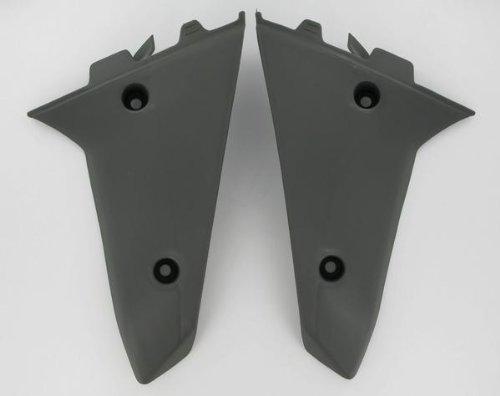 (UFO Plastics Radiator Cover Lower for Husqvarna 250-610 05-07)