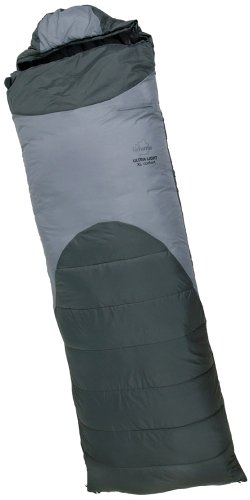 Lafuma Ultra Light XL CONFORT 34-degree rectangular saco de dormir (derecho cremallera)
