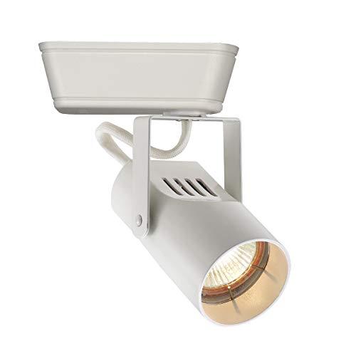 (WAC Lighting LHT-007-WT L Series Low Voltage Track Head, 50W)