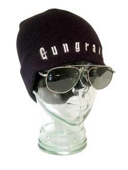 Gungrave Hat - Gungrave: Beanie - Logo Cap Hat