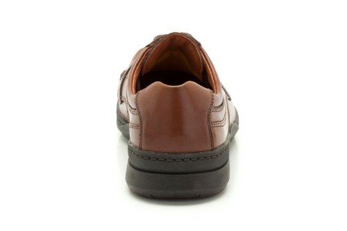 Clarks , Chaussures de ville à lacets pour homme Marron marron 14 UK