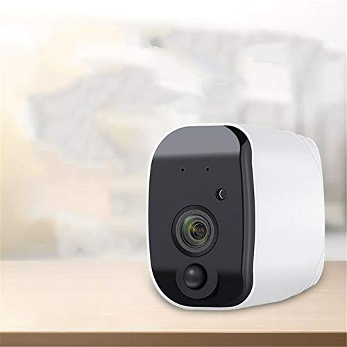 ProHD 1080P WiFi Wireless IP Security Camera - 1080P (1920TVL), IP2M-841 (Silver), Compatible with Alexa
