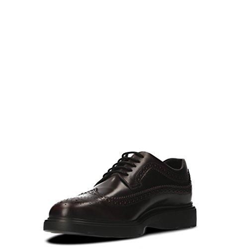 Hogan Homme Cuir Marron HXM3040W3626MAR807 À Lacets Homme Hogan HXM3040W3626MAR807 Chaussures Marron BFwxCnAq7W