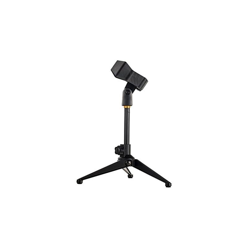 Universal Desktop Microphone Stand Adjus