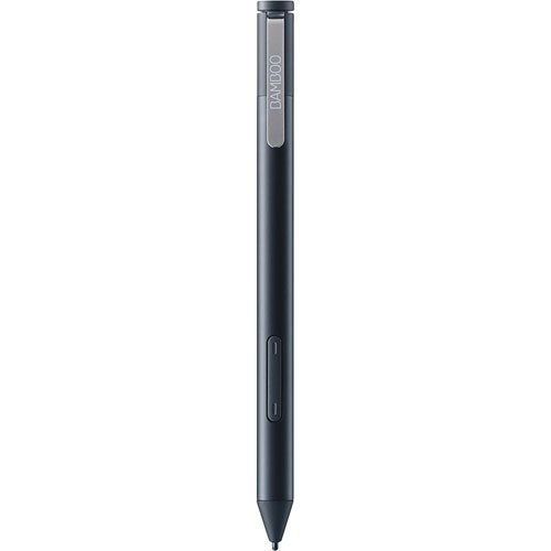Wacom Bamboo Ink Smart Stylus Black Active Touch Pen Stylus for Windows 10 Touchscreen Input Devices Surface Pro - CS321AK (Renewed)