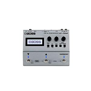 BOSS Vocal Performer Effects Processor Guitar...