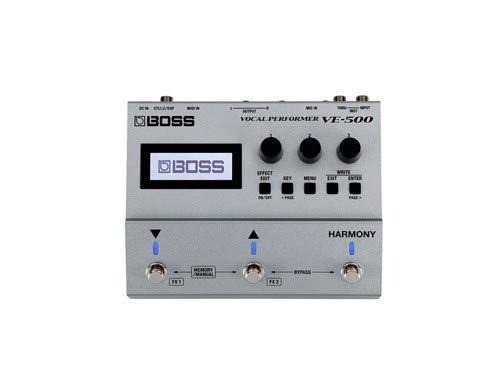 Boss VE-500 Vocal Performer - Processor Vocal
