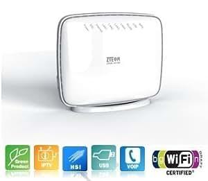 ZTE ZXHN H168N - Router VDSL con 3G (300Mbps)