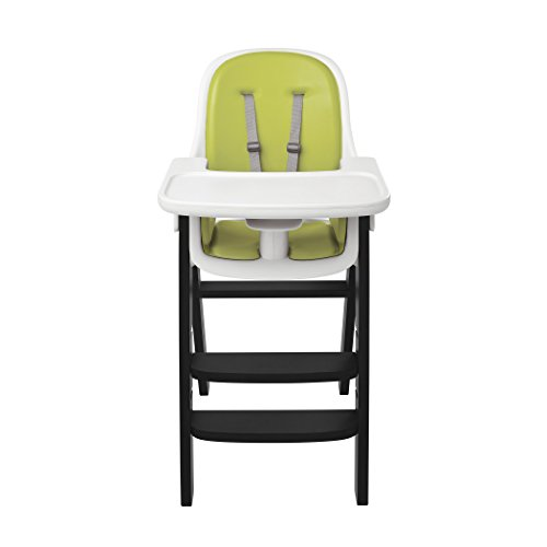 Oxo Tot Sprout High Chair, Green/Black
