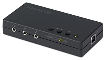 TerraTec Aureon XFIRE 8.0 HD Sound Card Driver for PC