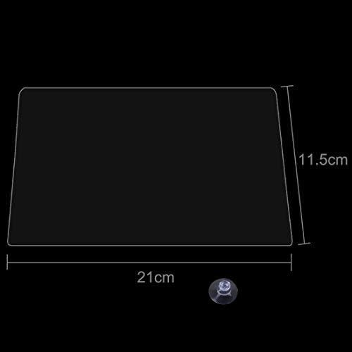 カーステッカー カー・スタイリング・オート・プロテクション・カバーアクセサリーカー・ナビゲーター保護フィルム強化ガラス・スクリーン・プロテクターCIVIC用99%ライト・トランスミッター
