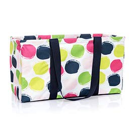 b7a4a3783397 Amazon.com : Thirty One Large Utility Tote - 3121 - On the Spot ...