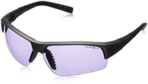 Nike Show X2 Pro PH Sunglasses, Metallic Pewter, Max Transitions Golf Tint - Nike X2 Golf Sunglasses Pro