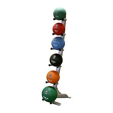Rack with Medicine Balls