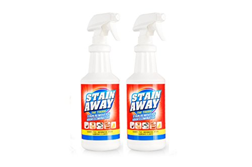 Stain Away Carpet Cleaning Solution Spray Stain Remover