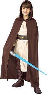 Child's Star Wars Jedi Costume Robe (Size:Large 12-14)