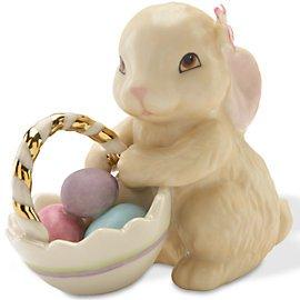 Lenox Bunny s Basket of Eggs