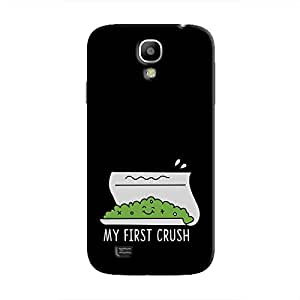 Cover It Up - My First Crush Galaxy S4 Hard Case