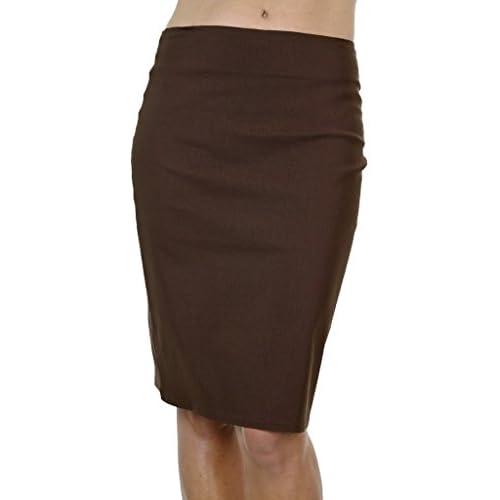 9145cdd057 cheap icecoolfashion Ice (2495-3) Office School Stretch Pencil Skirt 22