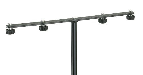 Mic Bar - K&M 23600 4-Space Microphone Bar